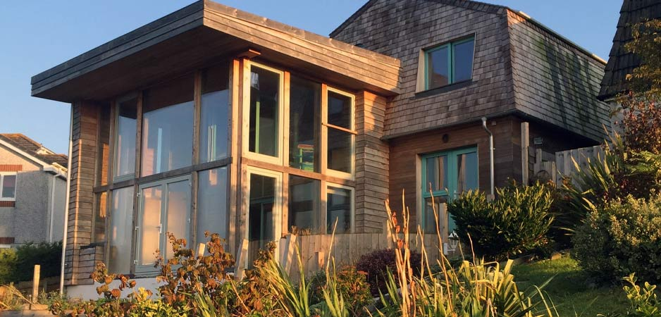 eco builds cornwall cat