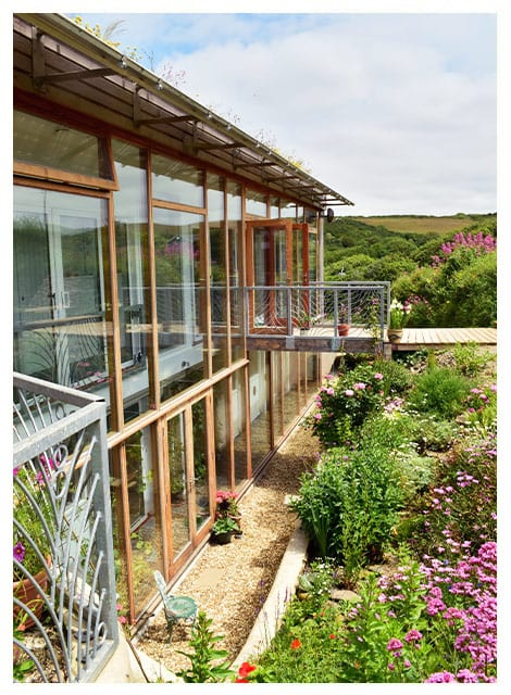 skylarks feature eco build in cornwall